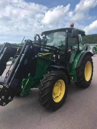 John Deere 5075m Traktor - 2016