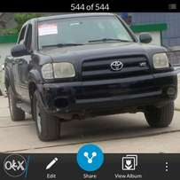 toyota tundra 2004 excellent condition