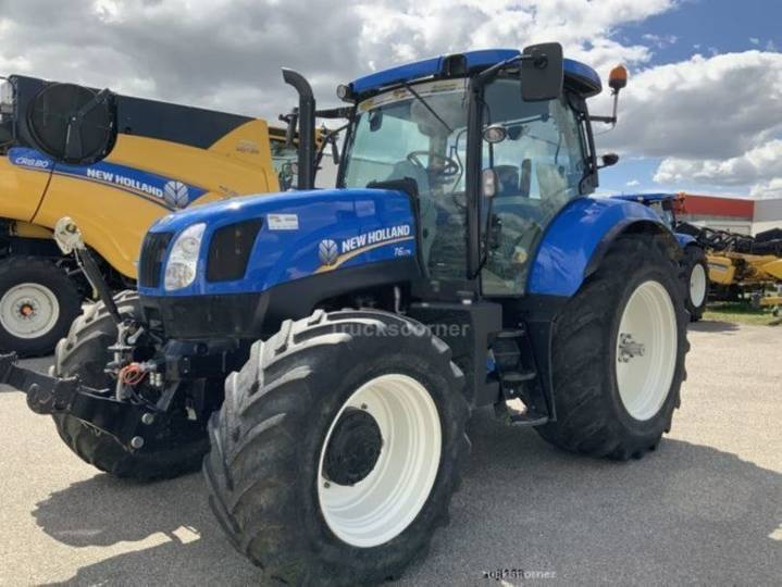 New Holland t6.175 - 2015