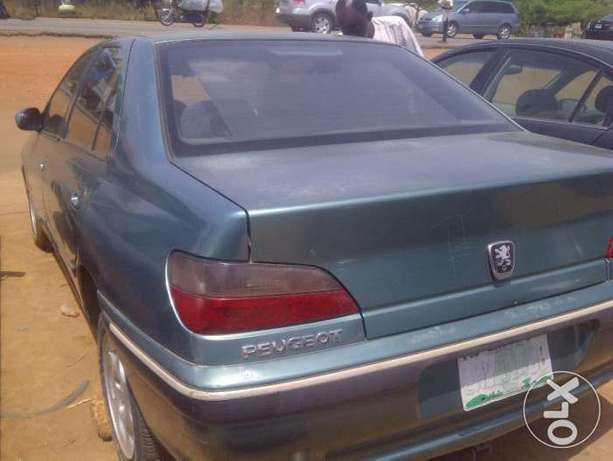 """""""First Body"""" and SHARP Peugeot 406 up for sale! Abuja - image 3"""