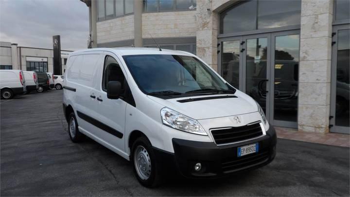 Peugeot Expert 2.0 Hdi 130cv - 2012