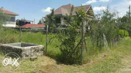 Hello there: 50*100 kahawa sukari plot for sale