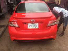 Registered Toyota Camry XLE for t