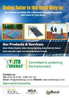 Solar Products & Services
