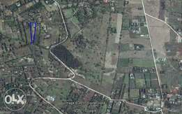 Upper Matasia on the Ngong Hills, very near PCEA Oloika 1.7 Acres