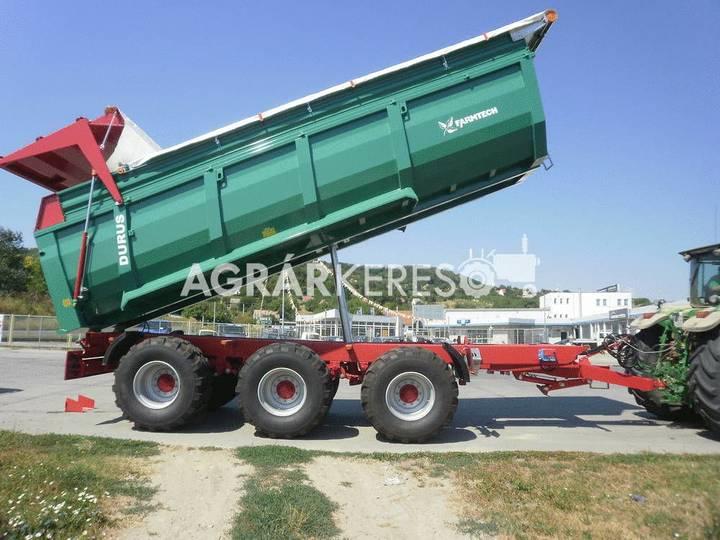 farmtech durus 3000 dump - 2018