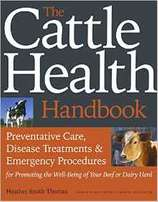 Cattle Health book-