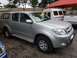 Toyota Hilux 4.0 4x4 Automatic