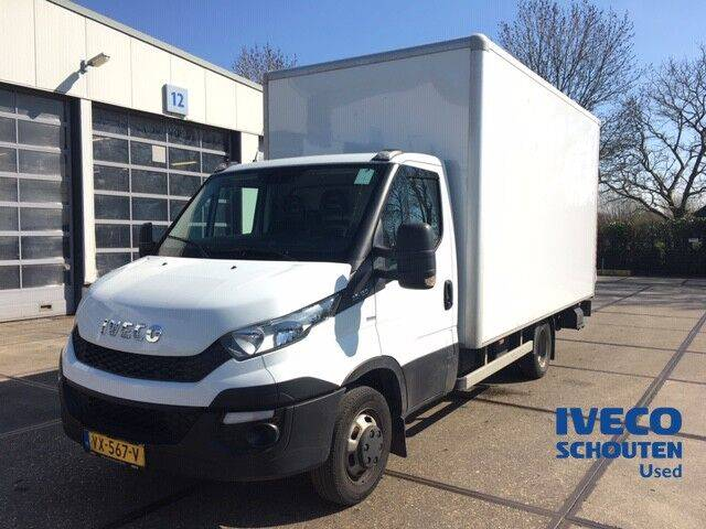 Iveco Daily 35C13 2.3 3750 mm 2016 Airco 86.172 km - 2016