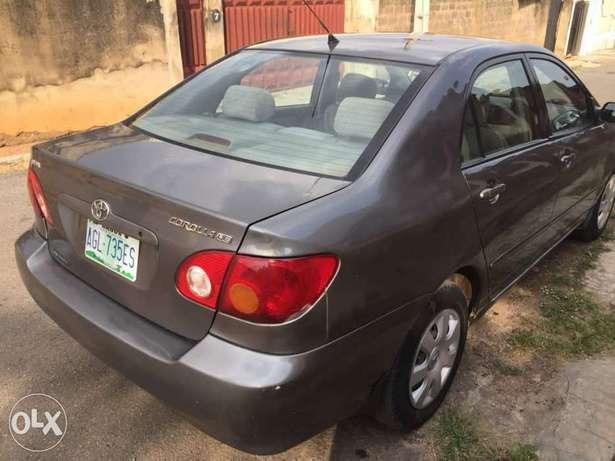 3months used Firstbody Toyota Corolla 2004 Ibadan North - image 1