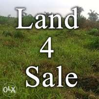 3 Plots of Land For Sale In Rukpokwu Near The CheckPoint