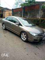 Uber spec ,2008 Honda civic
