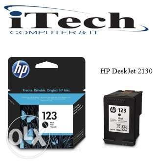 ink 123) Hp Desk jet 2130)