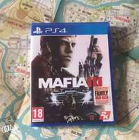 mafia 3 (giving out 1 free ps4 game to intetested buyer)