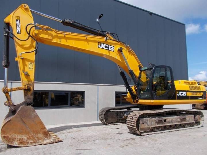 JCB Js360lc - 2011