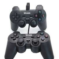 2 in 1 PC game pad