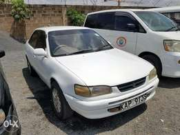 Toyota corolla 110 ,Manual transmission. Good condition