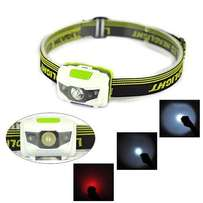 4-Mode 350Lumen R3+2LED Super Bright Mini Headlight