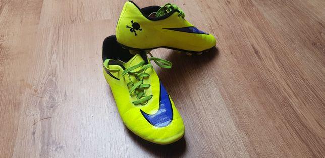 strona internetowa ze zniżką niepokonany x buty na codzień Buty 2 pary: korki Nike oraz halówki rozmiar 36!Okazja!Tanio ...
