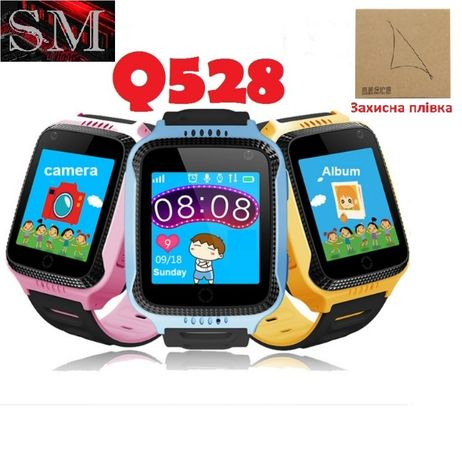 Smart Baby Watch Q528   Q529   Y21 (Умные детские часы c камерой) Q100 71843b46a343e