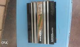 booster for Radio& Equalizer