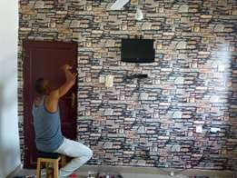Proffesional wallpaper installer in ph