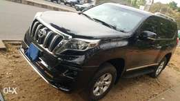2012 Toyota Prado Upgraded to 2017. Super clean and almost brand new