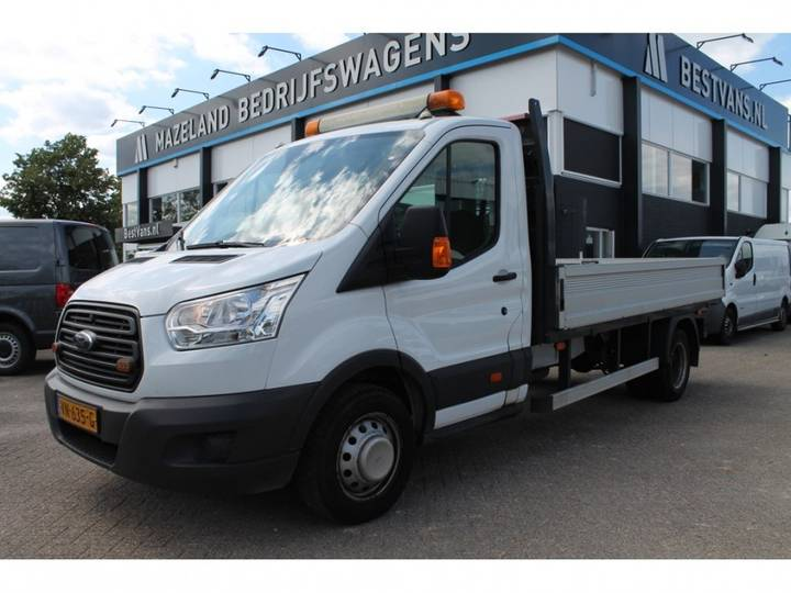 Ford Transit 350 2.2 TDCI L3 - 3500kg trekvermogen - Airco - Navi - 2015