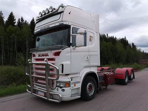 Scania R560 - 2008