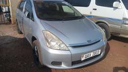 Selling a Toyota wish