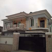 3 bedroom flat at Oshorun heritage Estate via Ikeja Lagos