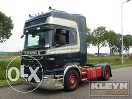 Scania R440 - To be Imported