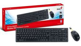 Genius Wireless Keyboard & Mouse