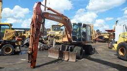 Fiat-Hitachi FH 130 W-3 - To be Imported