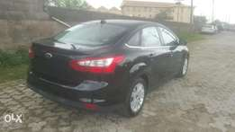 Toks 2012 ford focus accident free