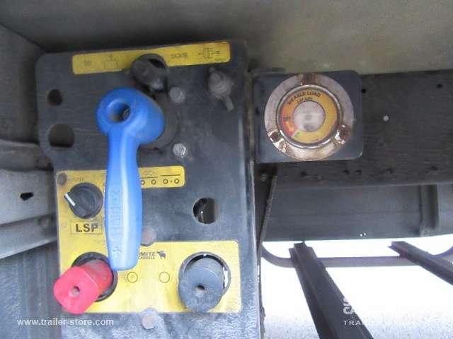 Schmitz Cargobull Tiefkühler Multitemp Doppelstock Trennwand - 2011 - image 13