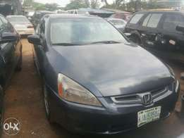 04 registered honda EOD for sale