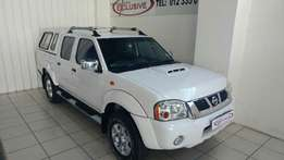 2013 Nissan NP300 2.5TDi Double cab