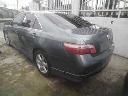 direct tokunbo 2007 camry sport edition