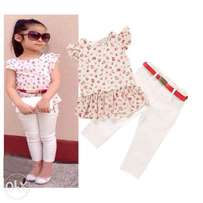 Quality baby clothes girls dresses for 0-8years
