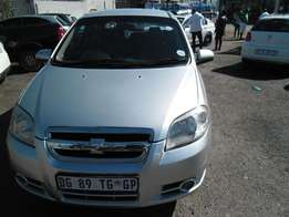 Chevrolet Aveo 2009 Model,5 Doors factory A/C And C/D Player
