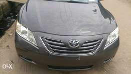Toyota Camry 2008 XLE Model Tokunbo