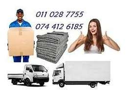 Responsible furniture removals