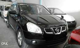 Nissan dualis 2wd 2010