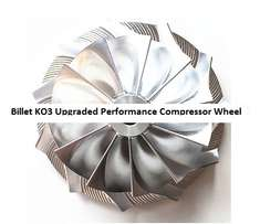 KO3 Upgraded Billet Compressor Wheel for VW / Audi - KO3 Turbos