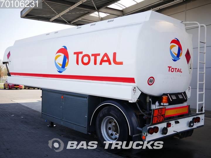 EKW ROC-23T1A 25.000 Ltr / 5 / Fuel-Benzin-ADR Pumpe - 1993