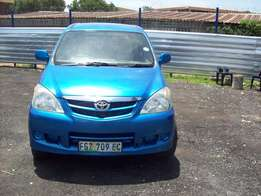 Toyota Avanza 1.4 2008 Model,5 Doors factory A/C And C/D Player
