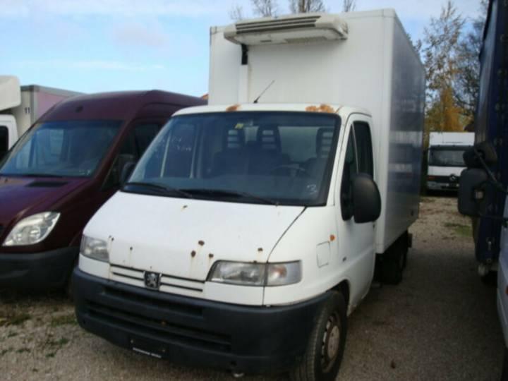 Peugeot Boxter 2.8 HDI 18Q - 2002