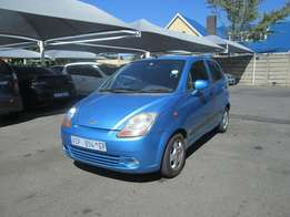 2007 Chevrolet Spark LT 1L Hatchback Fuel Saver In Excellent Mint Cond