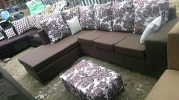 Get this classy L- shape sofa at the best price in the market.